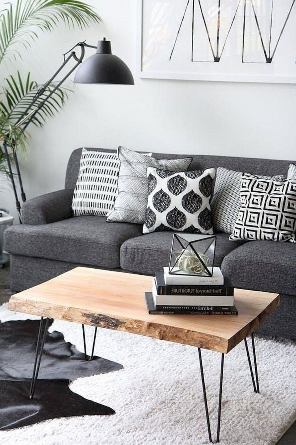 Best Minimalist Living Room Decorations Ideas 14