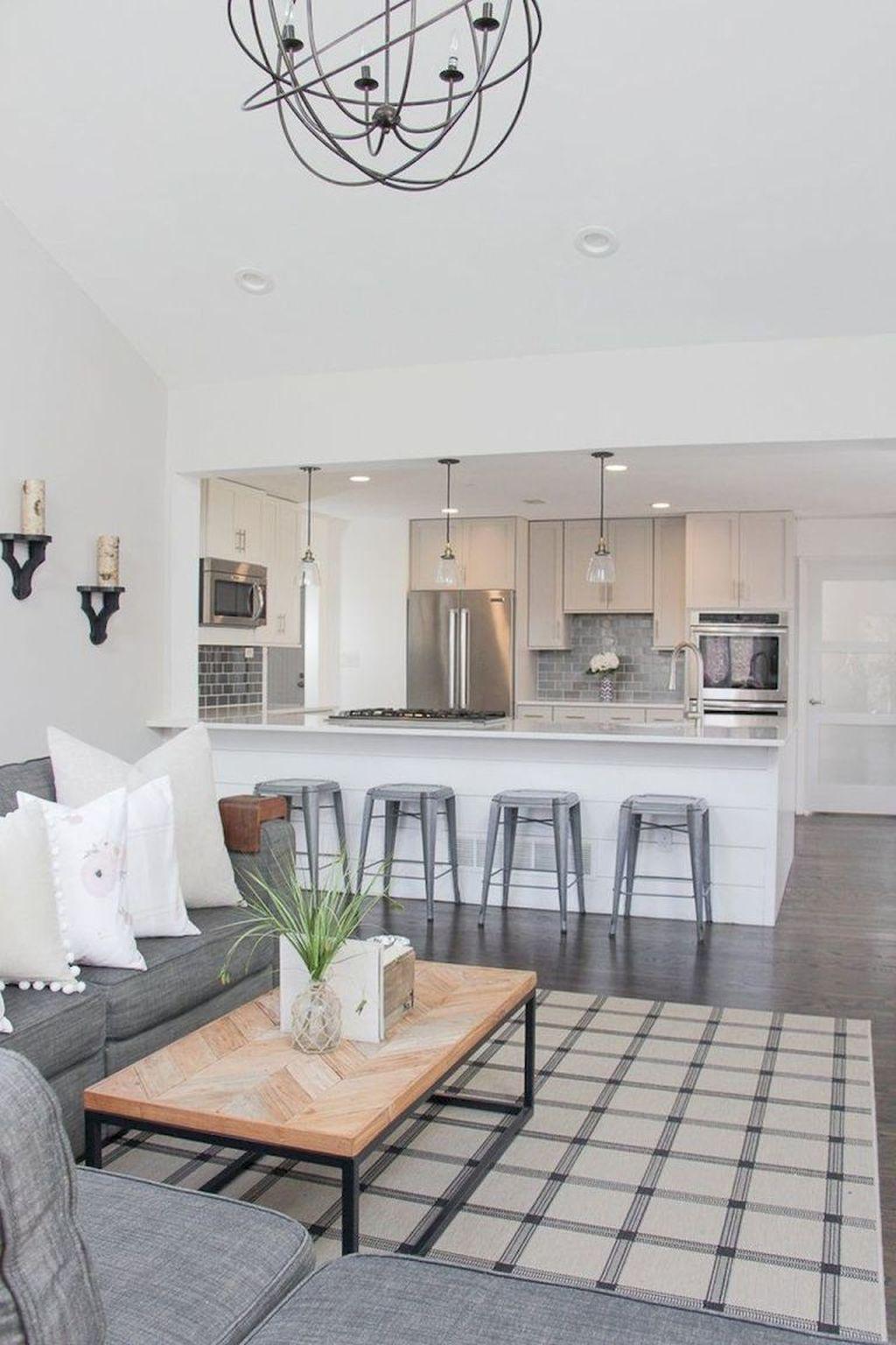 Best Minimalist Living Room Decorations Ideas 19