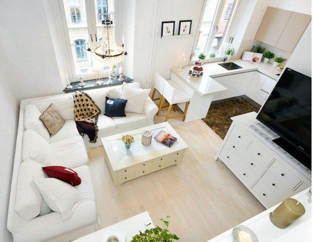 Best Tiny Living Room Design Ideas That Trend Nowaday 05