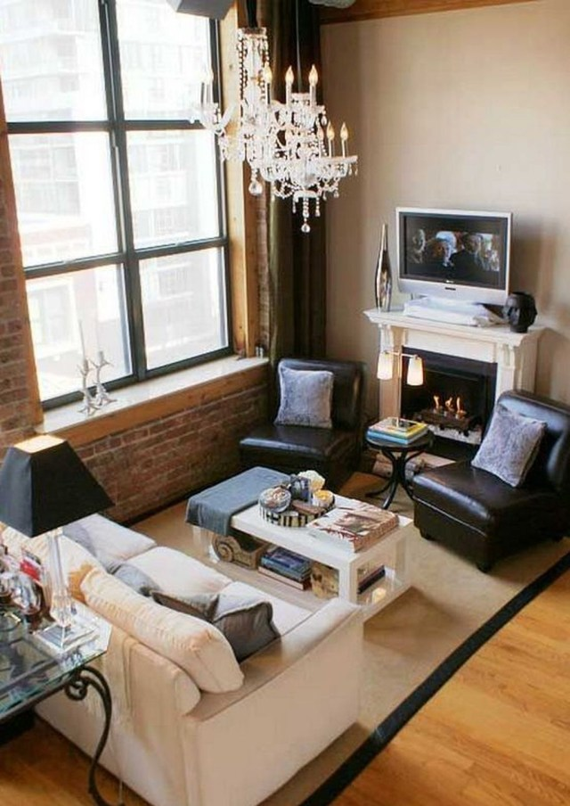 Best Tiny Living Room Design Ideas That Trend Nowaday 07