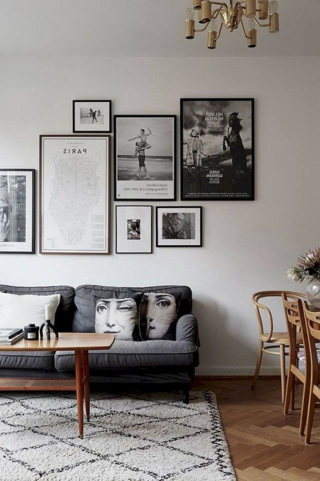 Best Tiny Living Room Design Ideas That Trend Nowaday 20