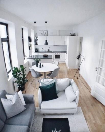 Brilliant Small Apartment Interior Design Ideas 21