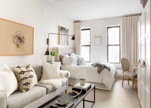 Brilliant Small Apartment Interior Design Ideas 26