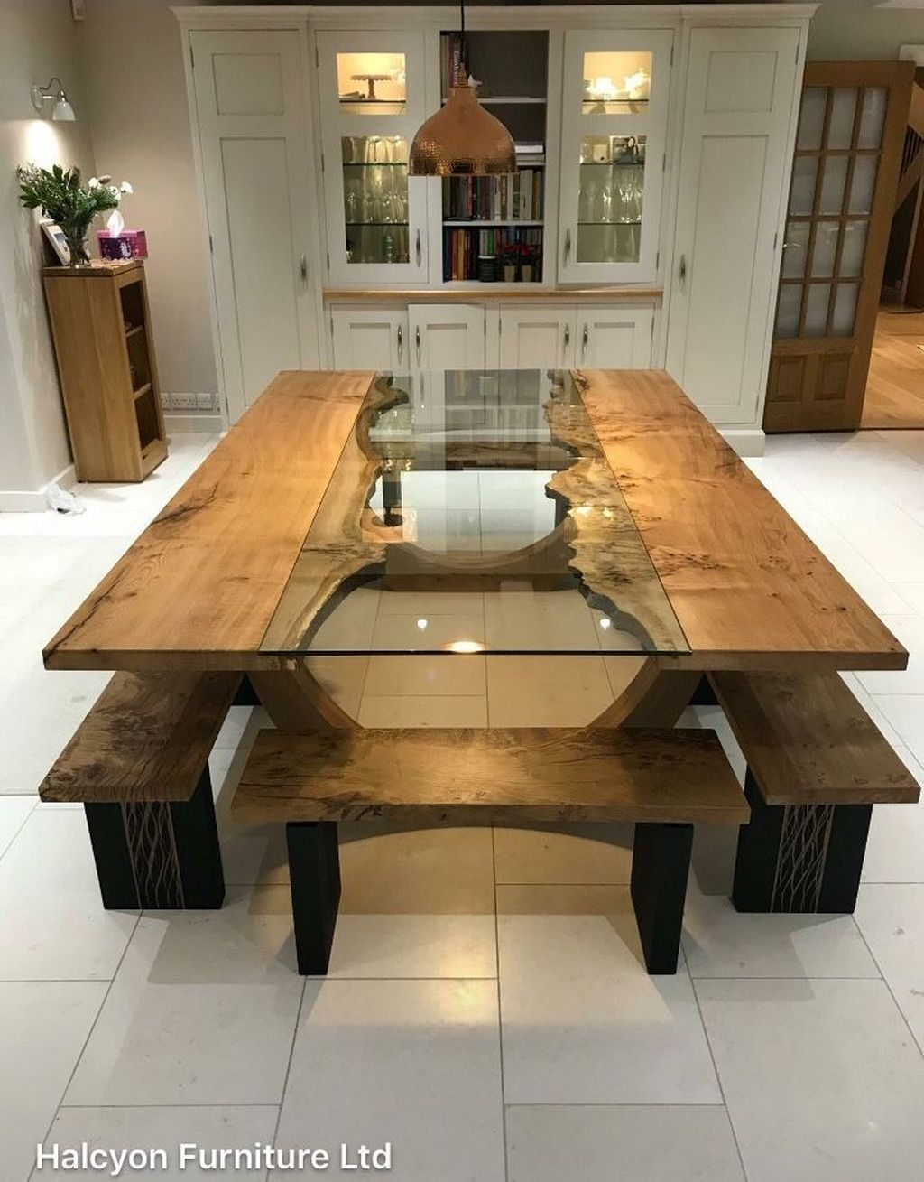 Brilliant Wood Dining Table Design Ideas That Trend Today 03