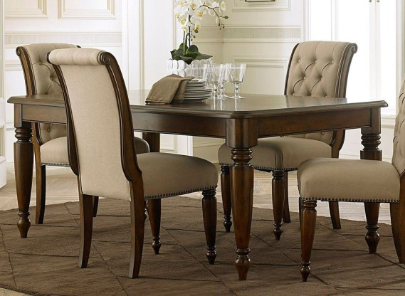 Brilliant Wood Dining Table Design Ideas That Trend Today 07