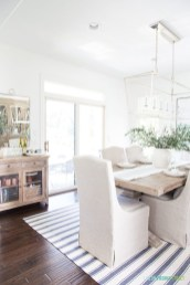 Brilliant Wood Dining Table Design Ideas That Trend Today 11