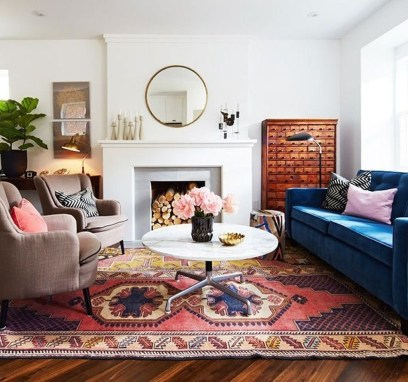 Casual Colorful Home Decor Ideas To Apply Asap 08