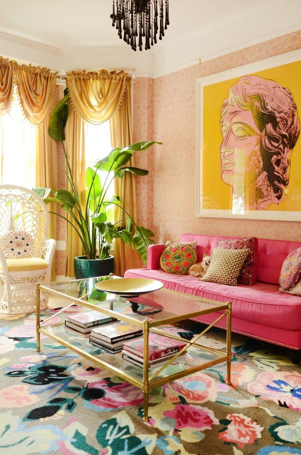Casual Colorful Home Decor Ideas To Apply Asap 14