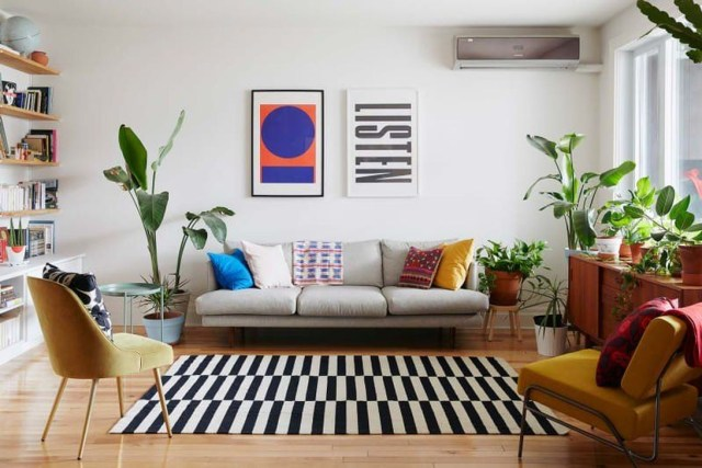 Casual Colorful Home Decor Ideas To Apply Asap 27
