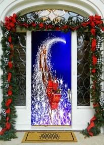 Creative Christmas Door Decoration Ideas To Inspire You 06