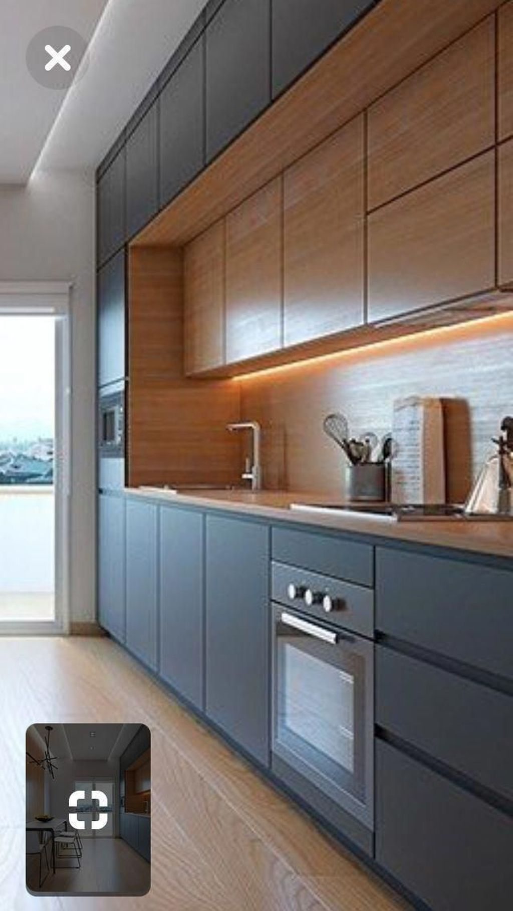 Elegant Minimalist Kitchen Design Ideas For Small Space To Try 08