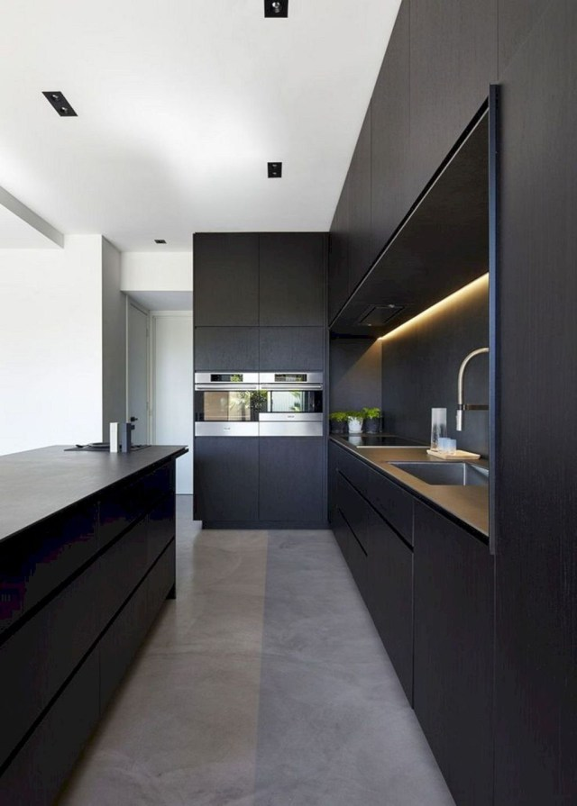Elegant Minimalist Kitchen Design Ideas For Small Space To Try 16