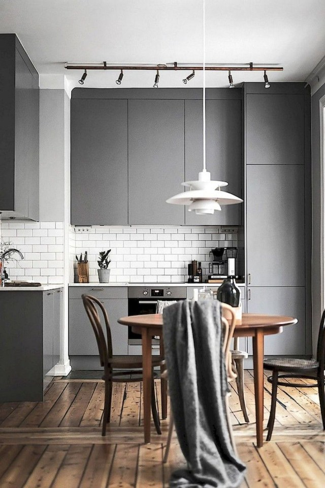 Elegant Minimalist Kitchen Design Ideas For Small Space To Try 22