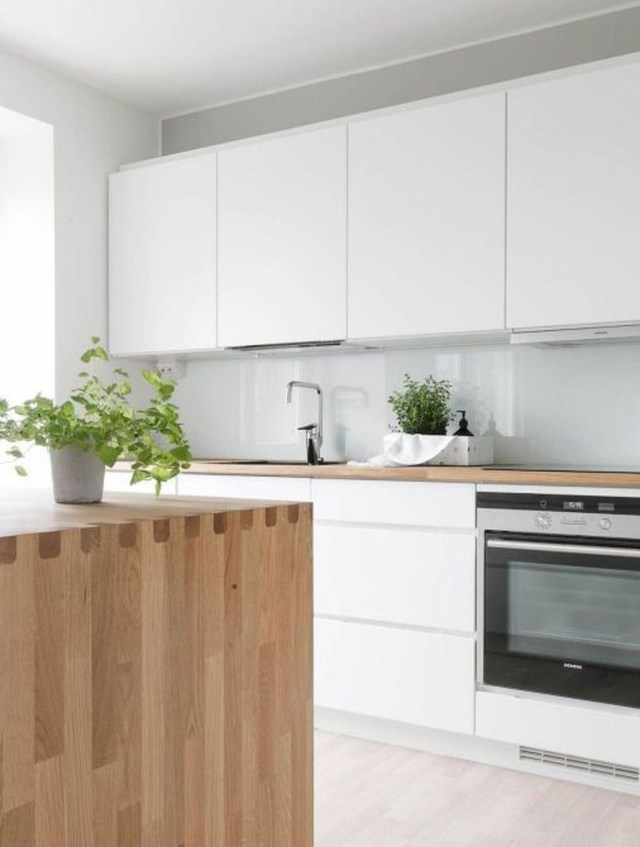 Elegant Minimalist Kitchen Design Ideas For Small Space To Try 23