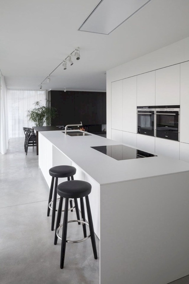 Elegant Minimalist Kitchen Design Ideas For Small Space To Try 28
