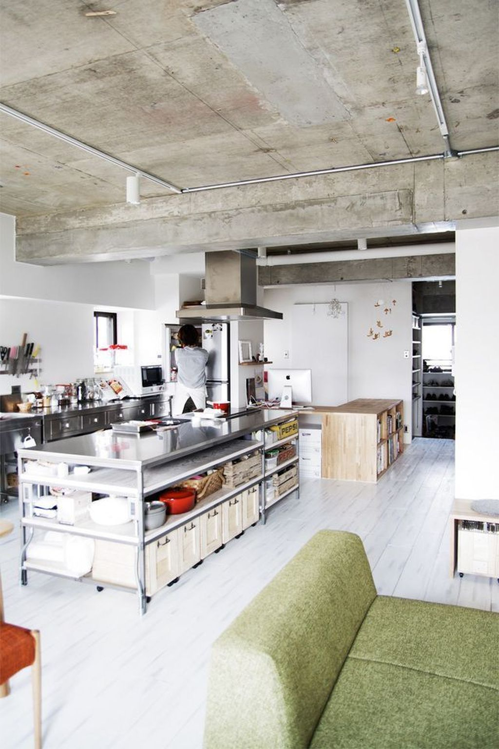 Elegant Minimalist Kitchen Design Ideas For Small Space To Try 30