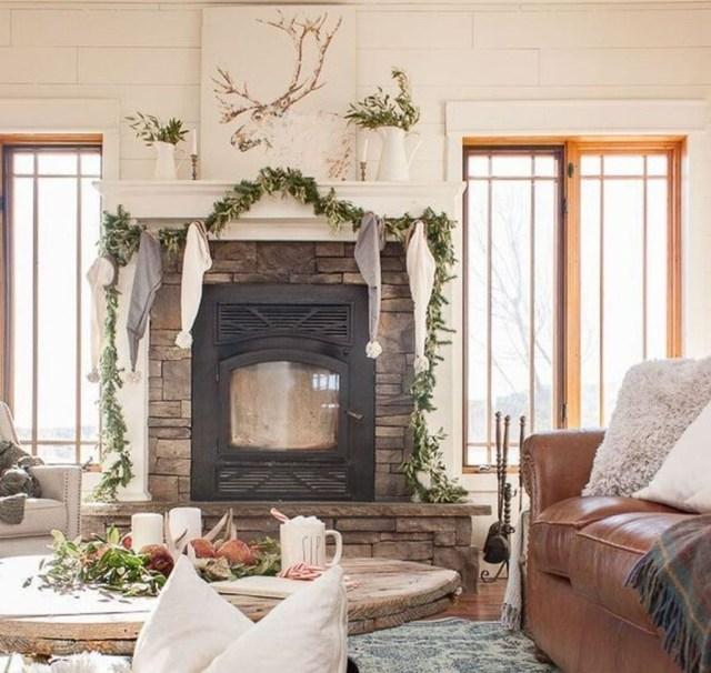 Enchanting Living Room Decor Ideas That Trending This Winter 01