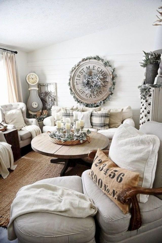 Enchanting Living Room Decor Ideas That Trending This Winter 06