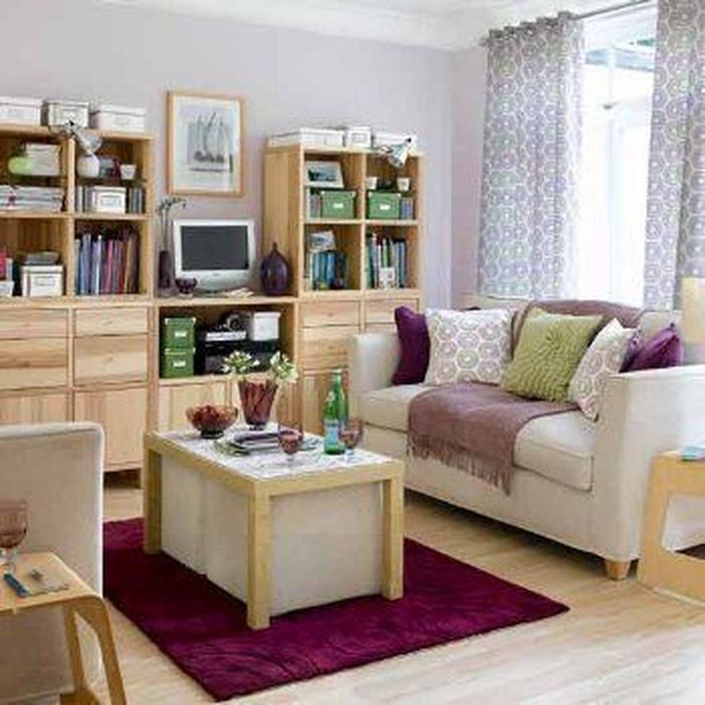 Enchanting Living Room Decor Ideas That Trending This Winter 24