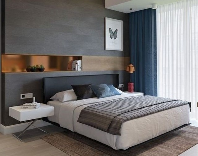Extraordinary Master Bedroom Design Ideas You Have To Try 37