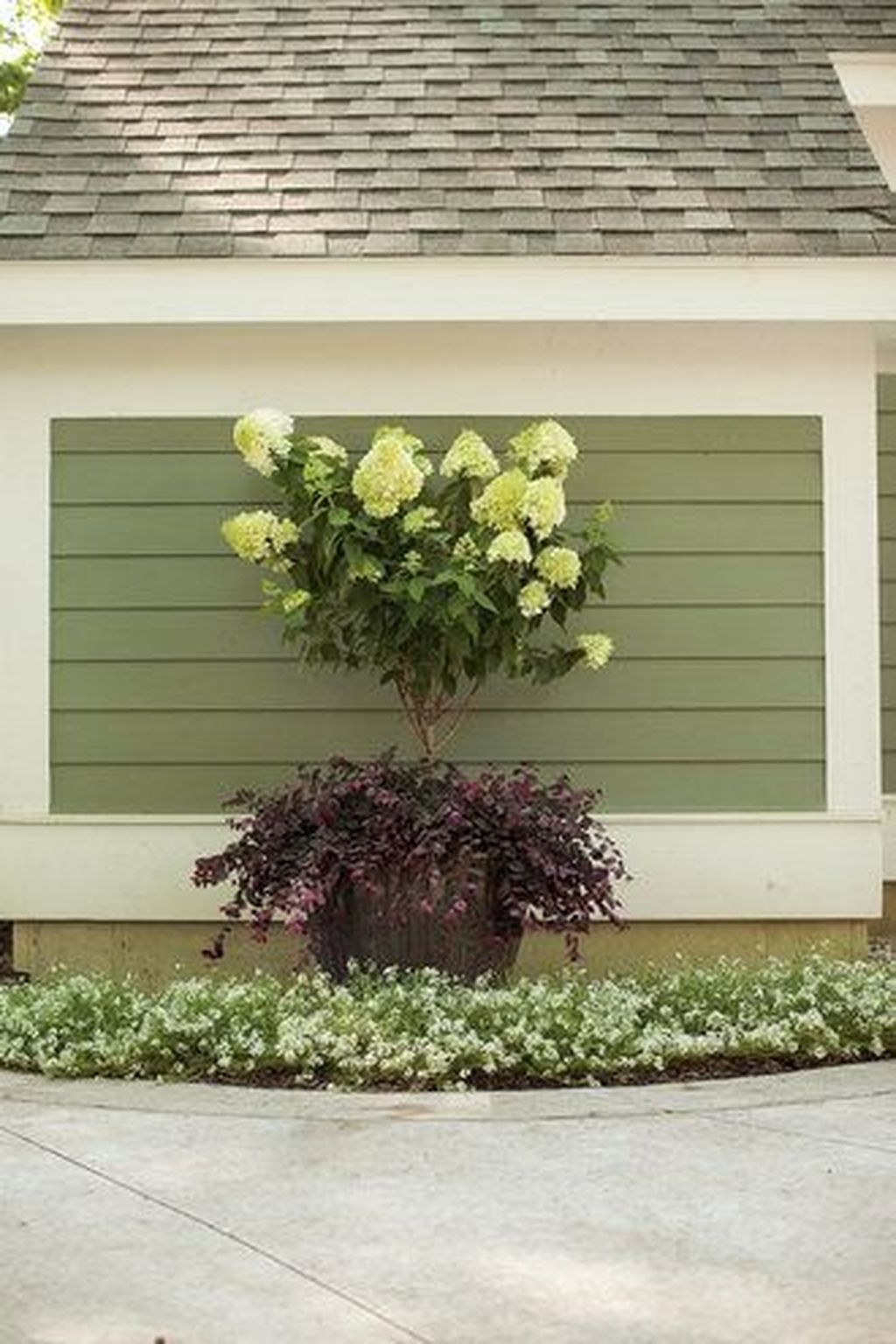 Inspiring Hydrangeas Landscaping Design Ideas To Copy Right Now 05