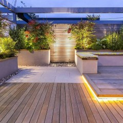 Modern Roof Terrace Design Ideas 04