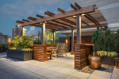 Modern Roof Terrace Design Ideas 05