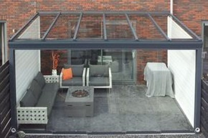 Modern Roof Terrace Design Ideas 10