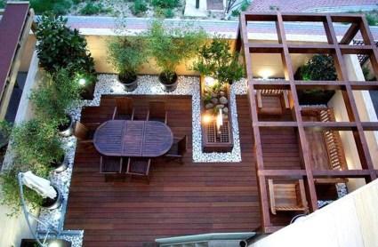 Modern Roof Terrace Design Ideas 18