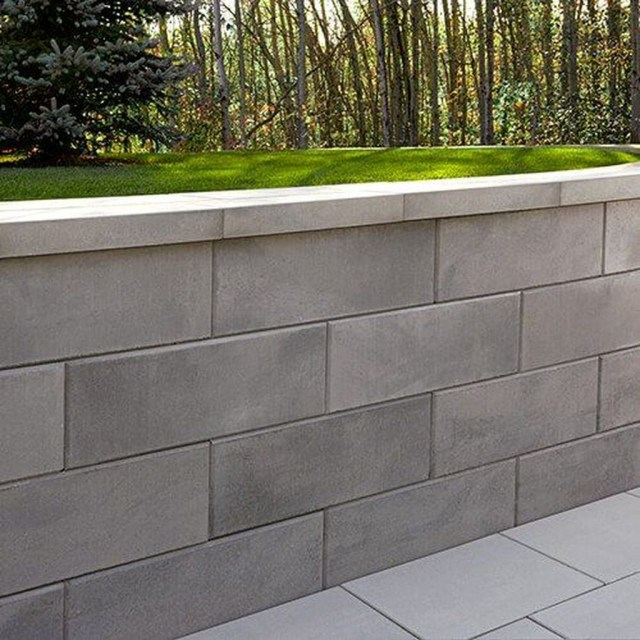 Rustic Wall Outdoor Concrete Ideas For Inspiration 12