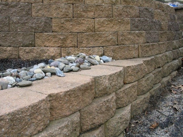 Rustic Wall Outdoor Concrete Ideas For Inspiration 22