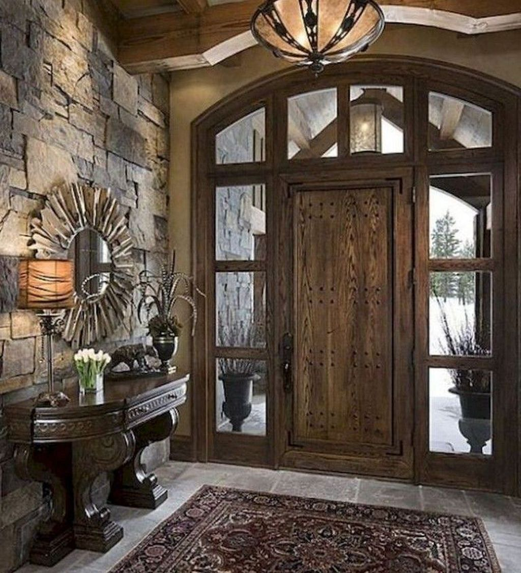 Splendid Entryway Home Décor Ideas That Make Your Place Look Cool 22