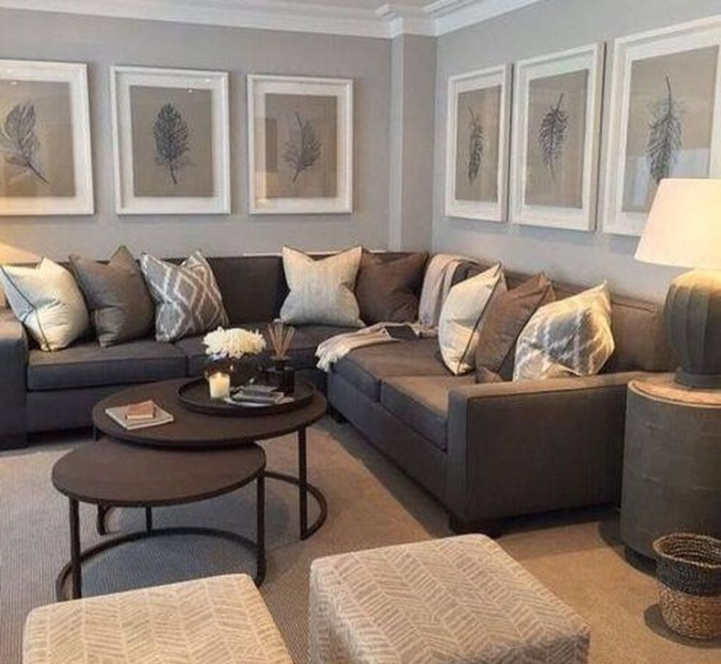 Stunning Apartment Living Room Decorating Ideas On A Budget 13