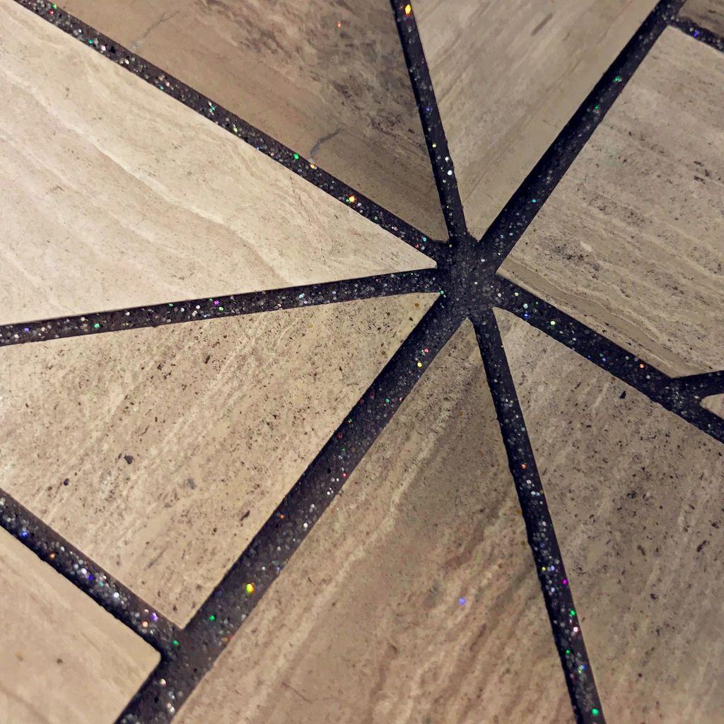 Superb Glitter Kitchen Tiles Design Ideas To Try Nowaday 20