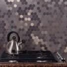 Superb Glitter Kitchen Tiles Design Ideas To Try Nowaday 26