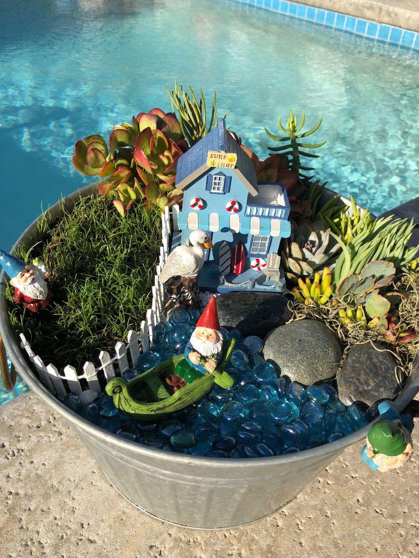 Unordinary Magical Fairy Garden Design Ideas To Try 12