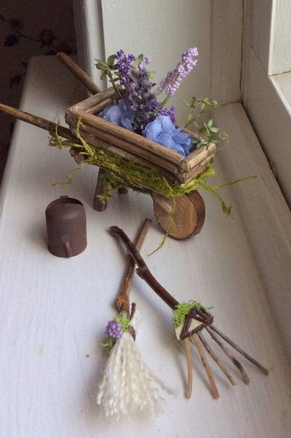 Unordinary Magical Fairy Garden Design Ideas To Try 22