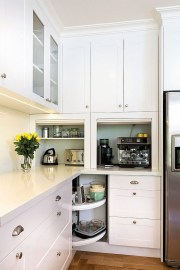 Adorable Kitchen Cabinet Ideas That Looks Neat To Try 08