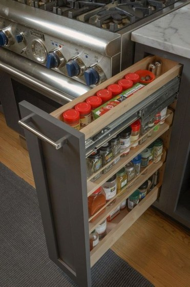 Adorable Kitchen Cabinet Ideas That Looks Neat To Try 18