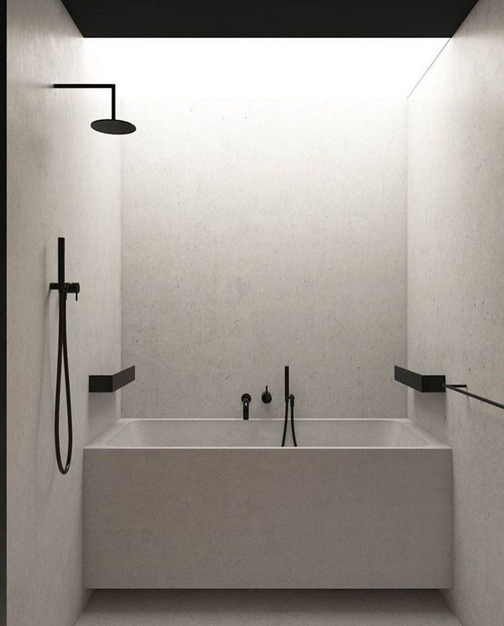 Best Minimalist Bathroom Design Ideas That Trendy Now 08