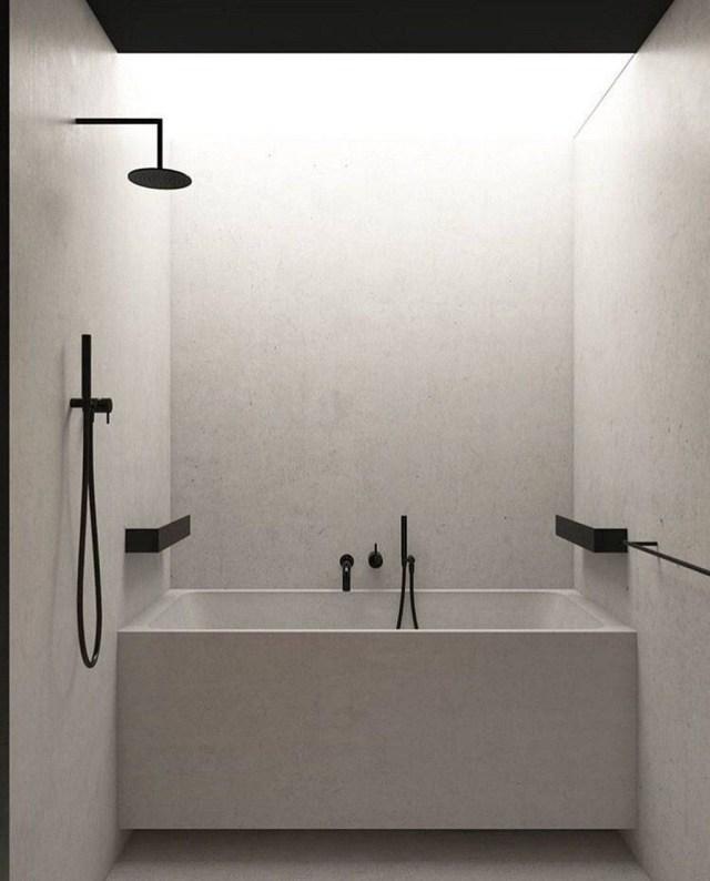 Best Minimalist Bathroom Design Ideas That Trendy Now 08