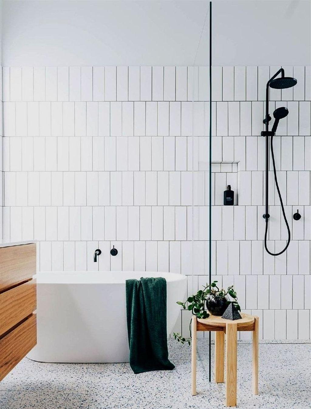 Best Minimalist Bathroom Design Ideas That Trendy Now 13