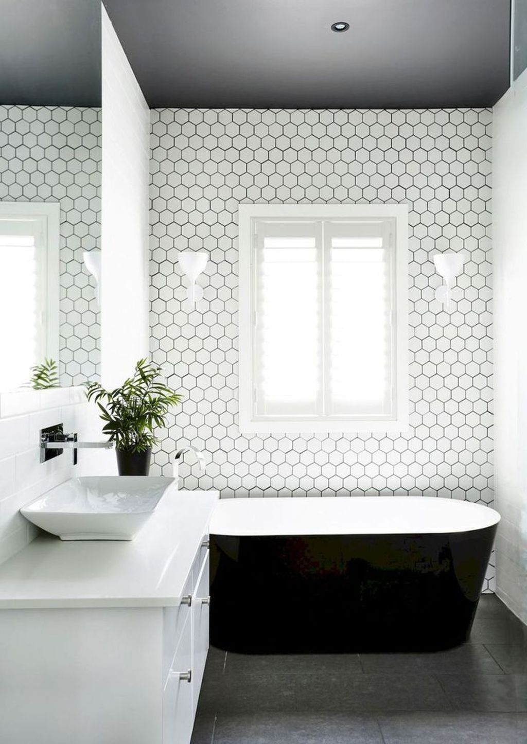 Best Minimalist Bathroom Design Ideas That Trendy Now 14