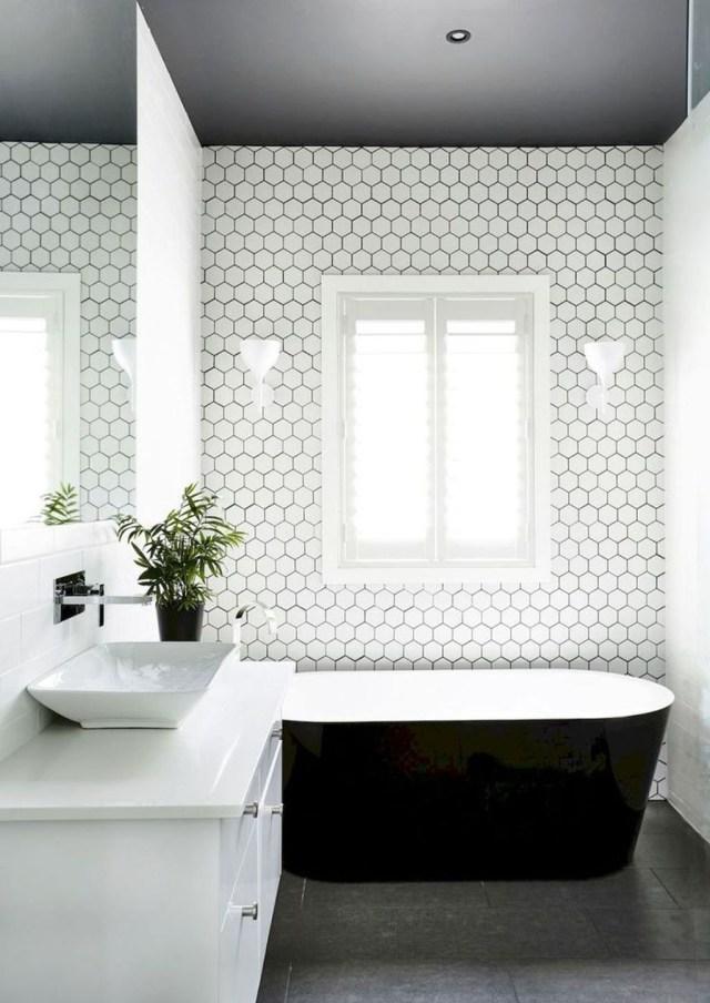 Best Minimalist Bathroom Design Ideas That Trendy Now 14