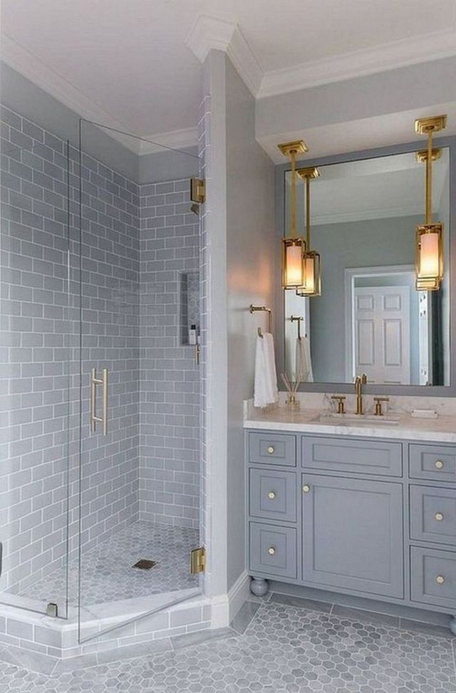 Best Minimalist Bathroom Design Ideas That Trendy Now 28