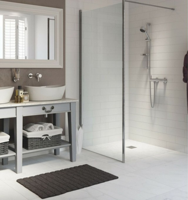 Best Minimalist Bathroom Design Ideas That Trendy Now 33