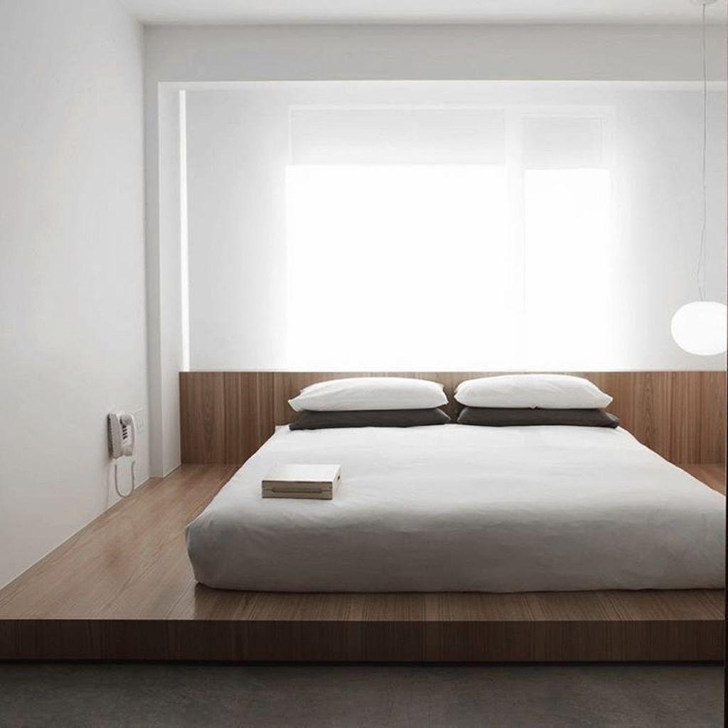 Best Minimalist Bedroom Design Ideas To Try Asap 31