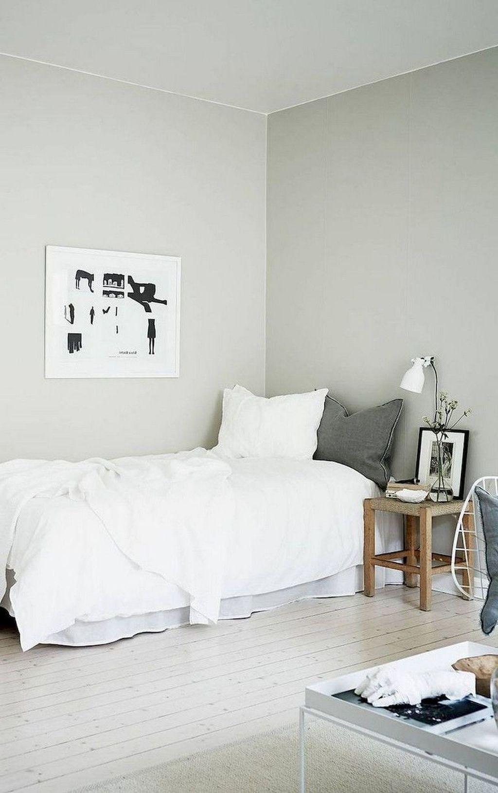 Best Minimalist Bedroom Design Ideas To Try Asap 36