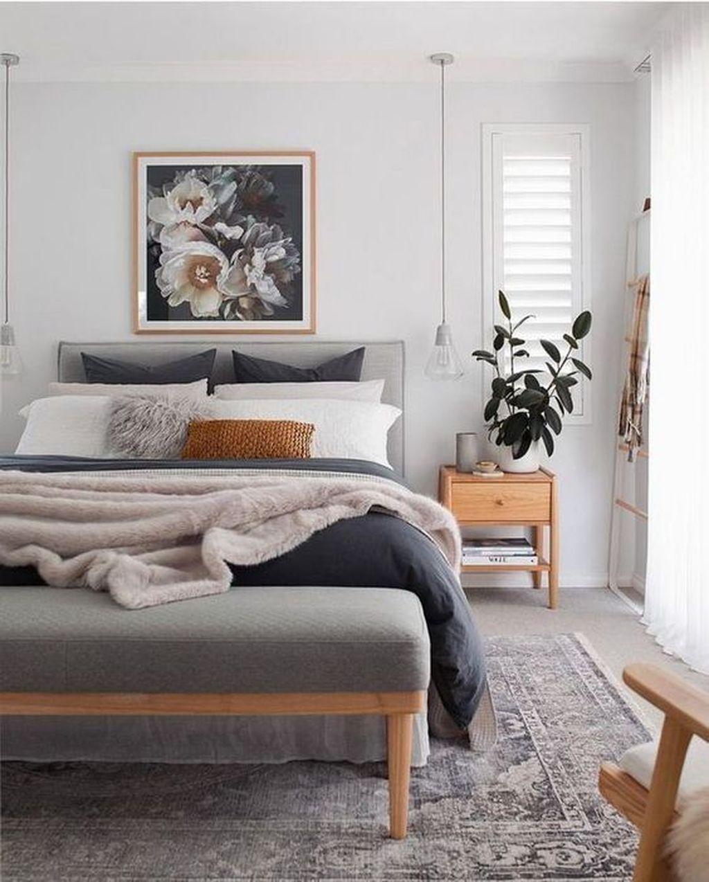 Best Minimalist Bedroom Design Ideas To Try Asap 37