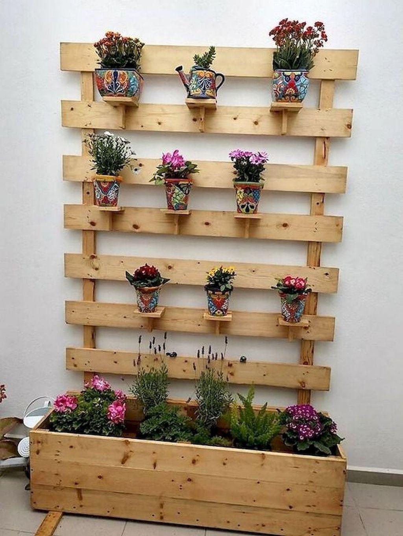 Brilliant Diy Projects Pallet Garden Design Ideas On A Budget 10